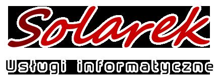 SOLAREK – usługi komputerowe i tworzenie stron www